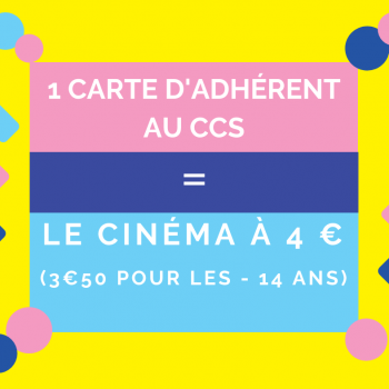 ccs-tarif cine